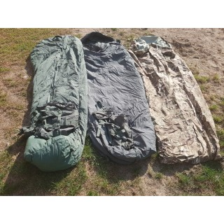 British Army Modular Sleeping System
