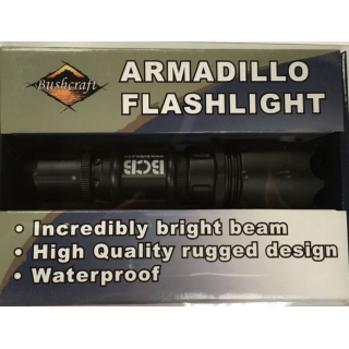 BCB ARMADILLO TACTICAL FLASHLIGHT