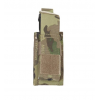 WARRIOR DIRECT ACTION SINGLE DA 9MM PISTOL POUCH – MULTICAM