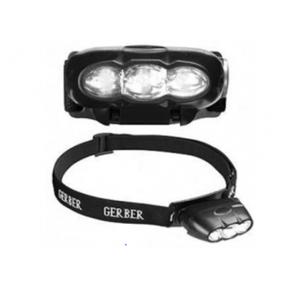 GERBER TRIODE HEADLAMP
