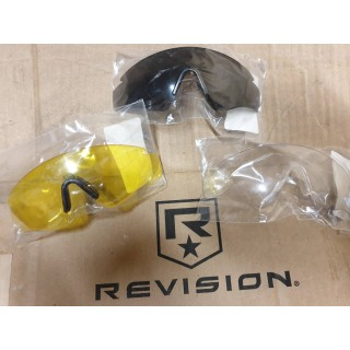 Revision Sawfly replacement lens