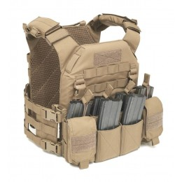 WARRIOR ASSAULT SYSTEMS RECON CARRIER MK1 COMBO COYOTE TAN