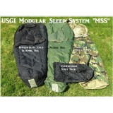 US Modular sleep system