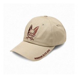 Embroided Coyote Tan Cap