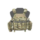 DCS DA 5.56mm Plate Carrier - MultiCam
