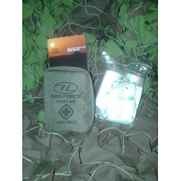 Snugpak mini first aid kit