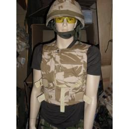 Desert flak vest cover