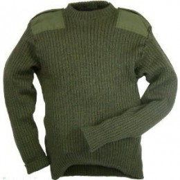 OD green pullover