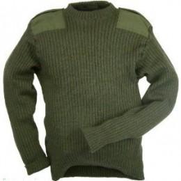 OD green pullover