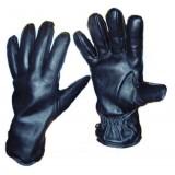 Black gloves (cold weather)