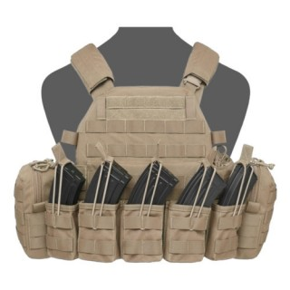 DCS AK 7.62mm Carrier – Coyote Tan