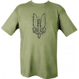 S.A.S. T-shirt